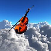 Violin Clouds