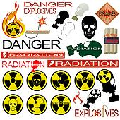 Radiation danger