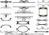 scrolls clip art royalty free gograph. Black Bedroom Furniture Sets. Home Design Ideas