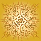 Wheat Sunburst