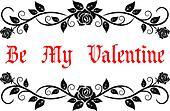 Be My Valentine header