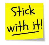 Stick With It Sticky Pad