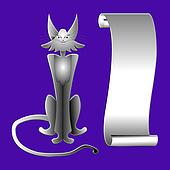 The Stylized cat