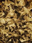 Camouflage abstract background.