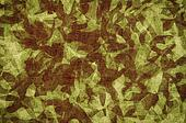 Camouflage background abstract on canvas.