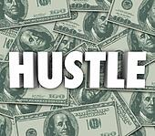 Hustle Make Money Word Sales Con Swindle
