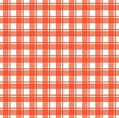 Vector illustration of tablecloth