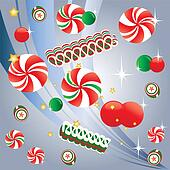 Christmas Candy Peppermint