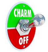 Turn on the Charm Toggle Switch Be Charismatic