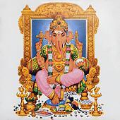 image of hindu deity Ganesha