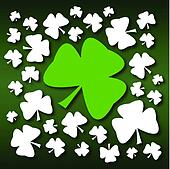 St Patricks Day Green Shamrock