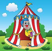 Clown theme picture 6
