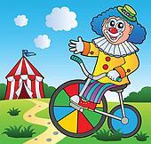 Clown theme picture 2