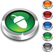 Acorn 3d button.