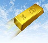 Rising price of gold