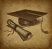 Graduation symbol