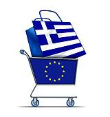 Greece for sale with Europe buying Greek debt