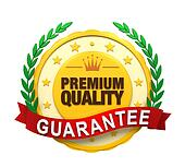Premium Quality Guaranteed Label