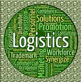 Logistics Word Means Systemization Coordinate And Organized