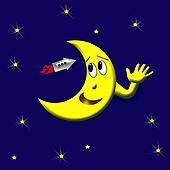 friendly moon
