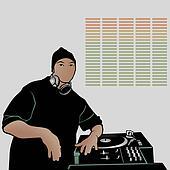 Disc Jockey Rap Music