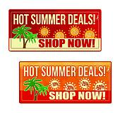 Hot summer deals coupon, voucher,