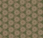Abstract kaleidoscope green splinters texture background