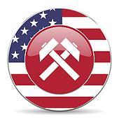 mining american icon