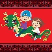 New Year Dragon Ride