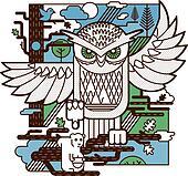 Owl Attack