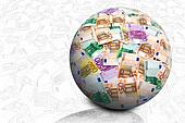 Global money euro