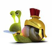 3d Snail centurion