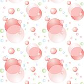 Soap Balls Background