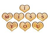 I miss you 1