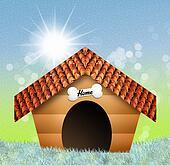 kennel for dog