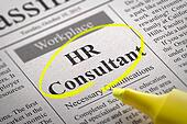 HR Consultant Vacancy in Newspaper.