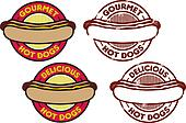 Hot Dog Graphics