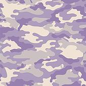 Purple Camouflage Background
