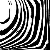 Abstract background with zebra pattern for your design