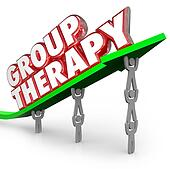 Group Therapy Patients Sharing Healing Together Treatment Session