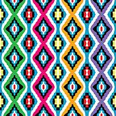 Colored ethnic texture
