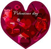 valentines gift card,