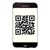Smart phone qr