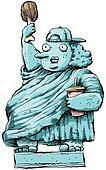 Overweight Liberty