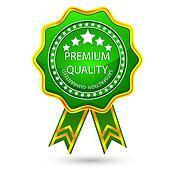 Premium Quality Badge