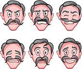 facial expressions 8