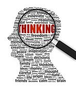 Magnifying Glass - Thinking