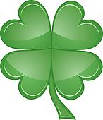 Shamrock or Four Leaf Clover