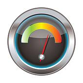 Download speedometer