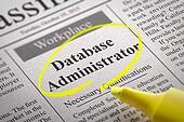 Database Administrator Jobs in Newspaper.